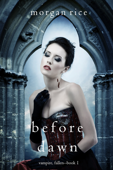 Before Dawn (Vampire Fallen—Book 1) - cover