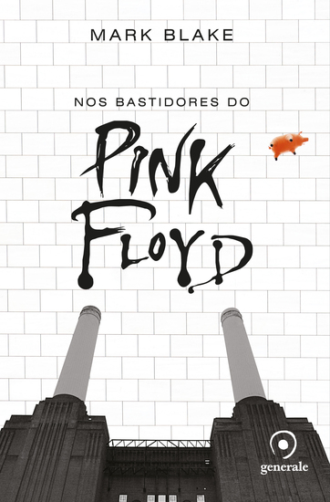 Nos bastidores do Pink Floyd - cover