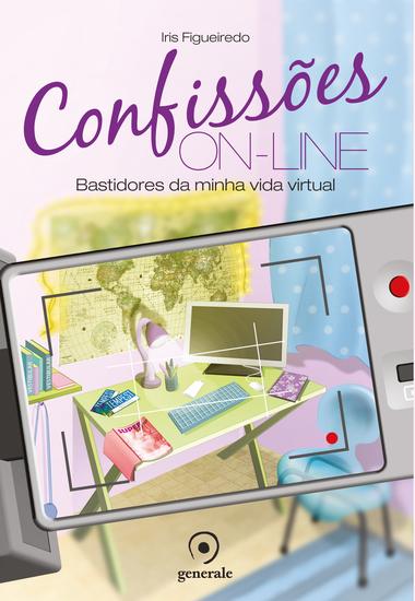 Confissões on-line - cover