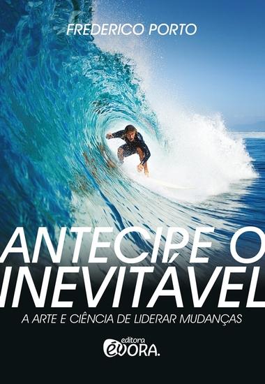 Antecipe o inevitável - cover