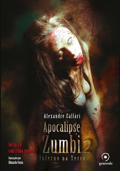 Apocalipse Zumbi 2 - Inferno na Terra - cover