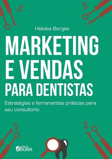 Marketing e vendas para dentistas - cover