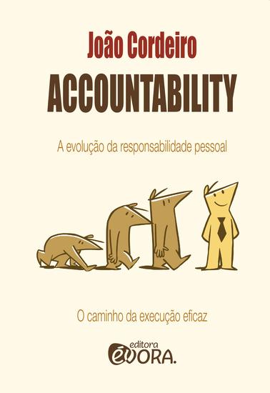 Accountability - A evolução da responsabilidade pessoal - cover