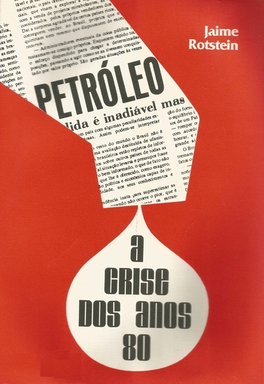 Petróleo: a crise dos anos 80 - cover