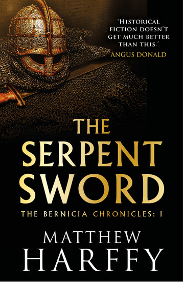 The Serpent Sword - cover