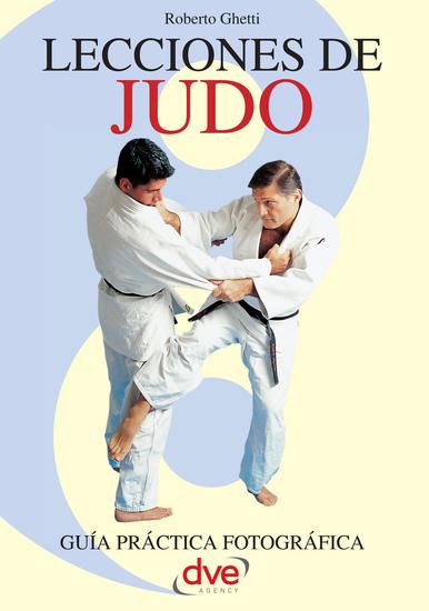 Lecciones de Judo - cover