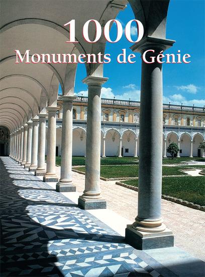 1000 Monuments de Génie - cover