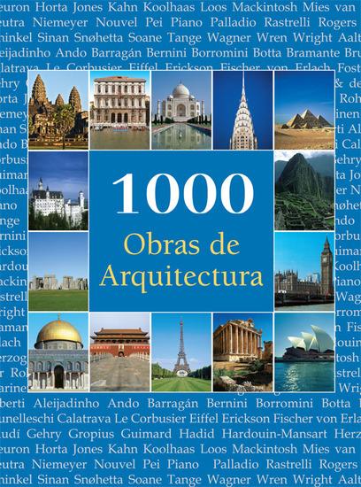 1000 Obras de Arquitectura - cover