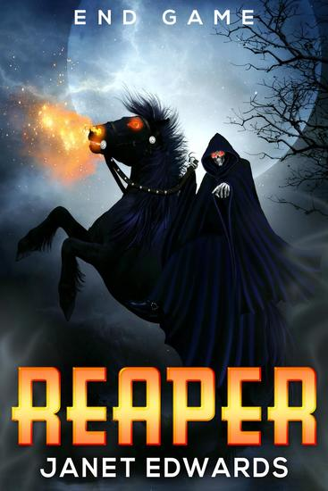 Reaper - End Game #1 - cover