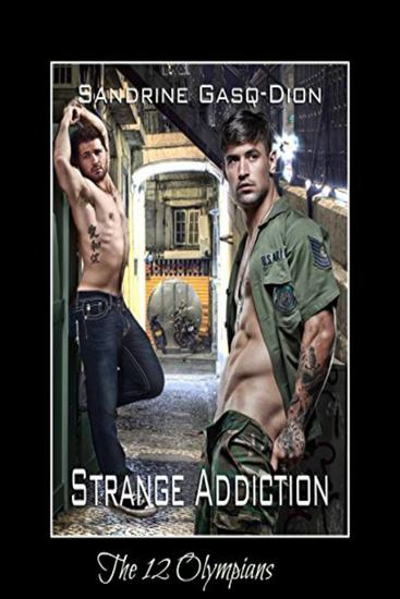 Strange Addiction - The 12 Olympians #4 - cover