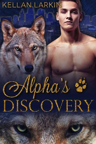 Alpha's Discovery - Alphas' Fated Mates #3 - cover
