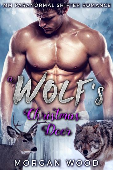 A Wolf's Christmas Deer - Winter Wolves #2 - cover