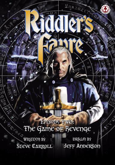 Riddler's Fayre Book 2 - The Game of Revenge - cover