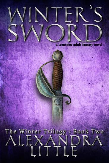 Winter's Sword - The Winter Trilogy #2 - cover