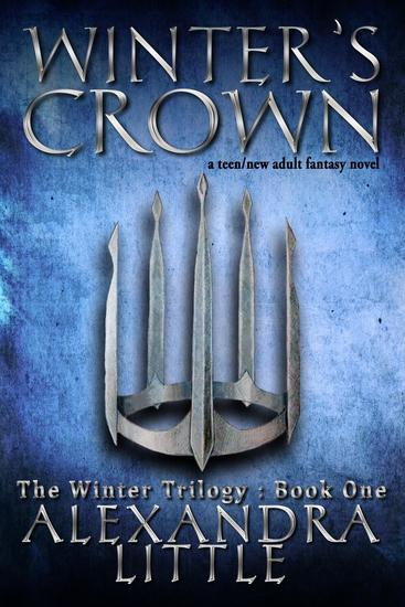 Winter's Crown - The Winter Trilogy #1 - cover