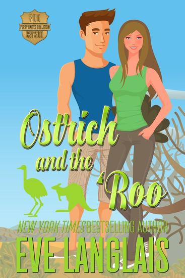 Ostrich and the 'Roo - Furry United Coalition #6 - cover
