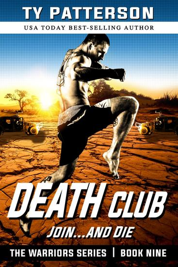 Death Club - Warriors Series - cover