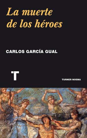La muerte de los héroes - cover