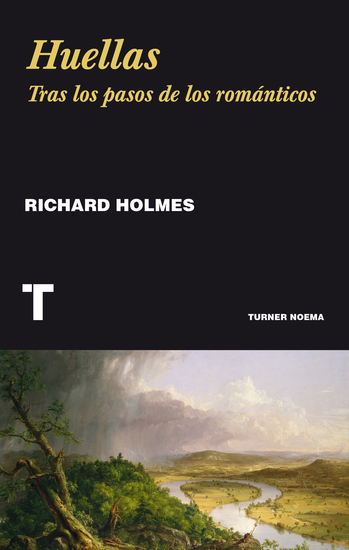 Huellas - Tras los pasos de los románticos - cover