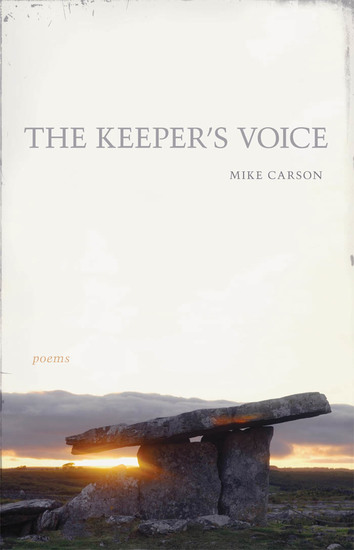 The Keeper's Voice - Poems - cover