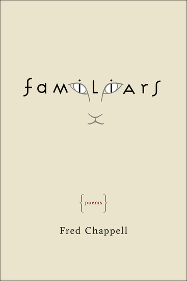 Familiars - Poems - cover