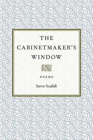 The Cabinetmaker's Window - Poems - cover