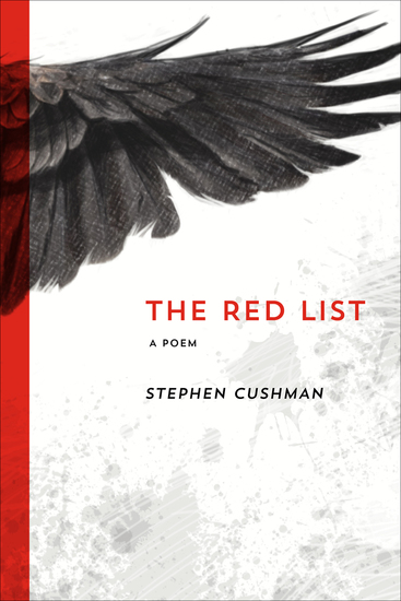 The Red List - A Poem - cover