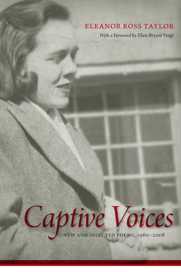 Captive Voices - New and Selected Poems 1960-2008 - cover