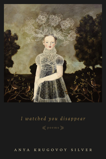 I Watched You Disappear - Poems - cover