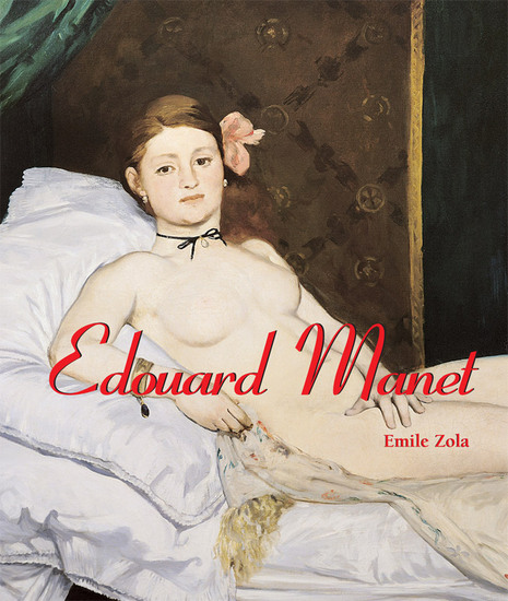 Edouard Manet - cover