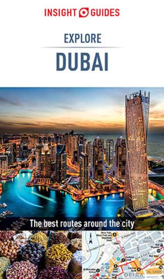 Insight Guides Explore Dubai (Travel Guide eBook) - cover