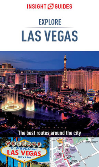 Insight Guides Explore Las Vegas (Travel Guide eBook) - cover