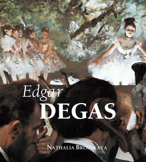 Edgar Degas - cover