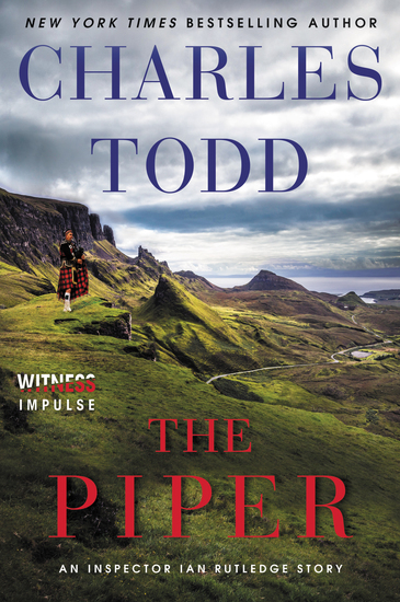 The Piper - An Inspector Ian Rutledge Story - cover