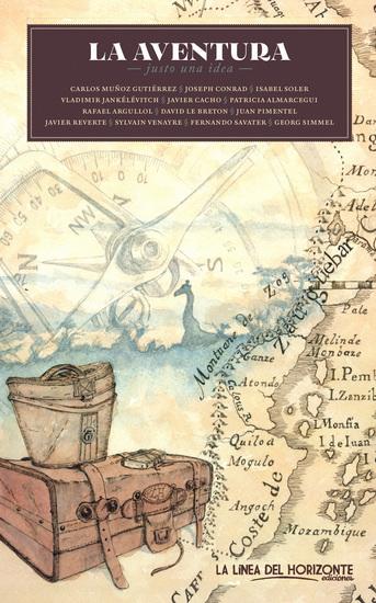 La aventura - Justo una idea - cover
