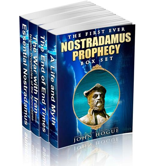The First Ever Nostradamus Prophecy Box Set - cover