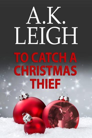 To Catch A Christmas Thief - cover