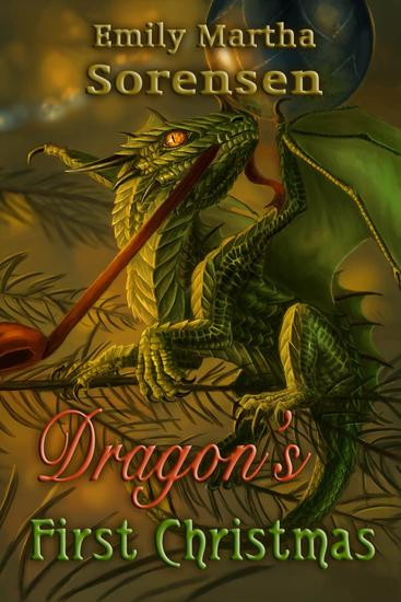 Dragon's First Christmas - Dragon Eggs #3 - cover