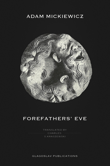 Forefathers' Eve - cover