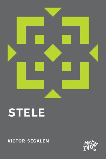 Stele - cover