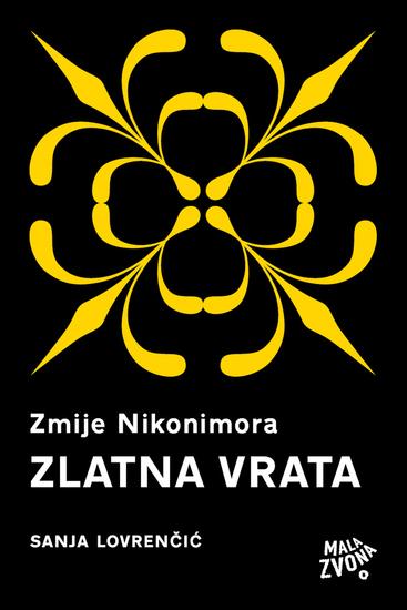 Zmije Nikonimora 3 dio - Zlatna vrata - cover