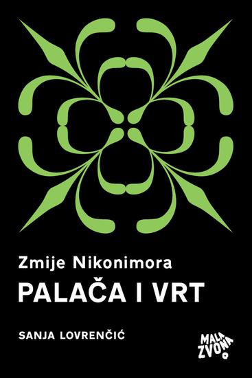 Zmije Nikonimora 1 dio - Palača i Vrt - cover
