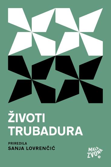Životi trubadura - cover