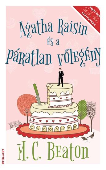 Agatha Raisin és a páratlan vőlegény - cover
