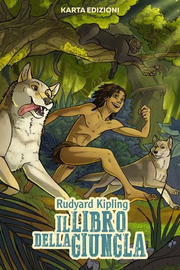 Il libro della giungla - cover