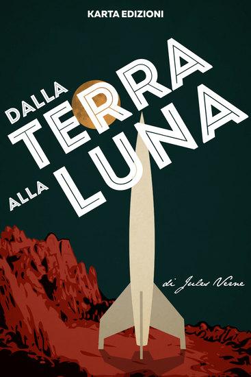 Dalla Terra alla Luna - cover