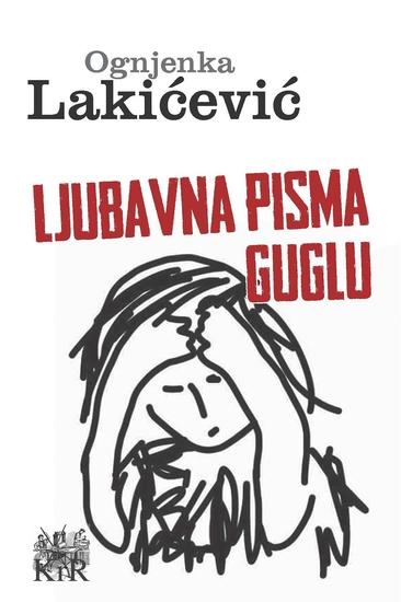 Ljubavna pisma Guglu - cover