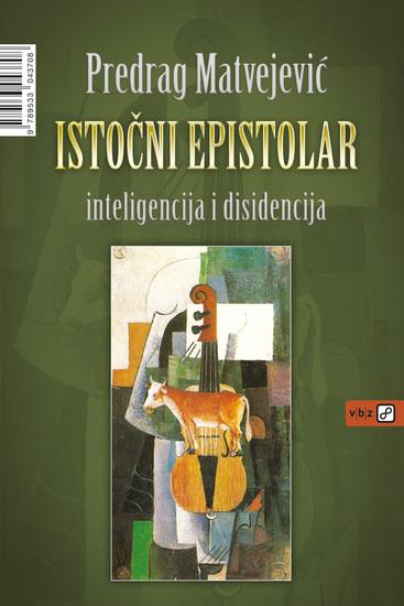 Istočni epistolar - cover
