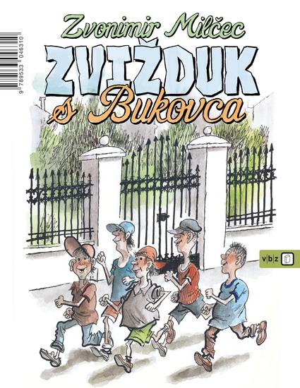 Zvižduk s Bukovca - cover
