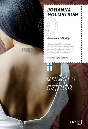 Anđeli s asfalta - cover